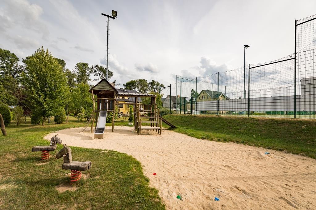 Spielplatz der Lindenklause