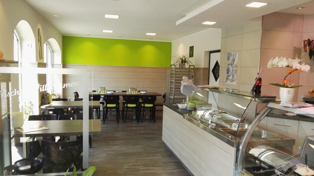 KEMPE Bistro und Catering Innenansicht