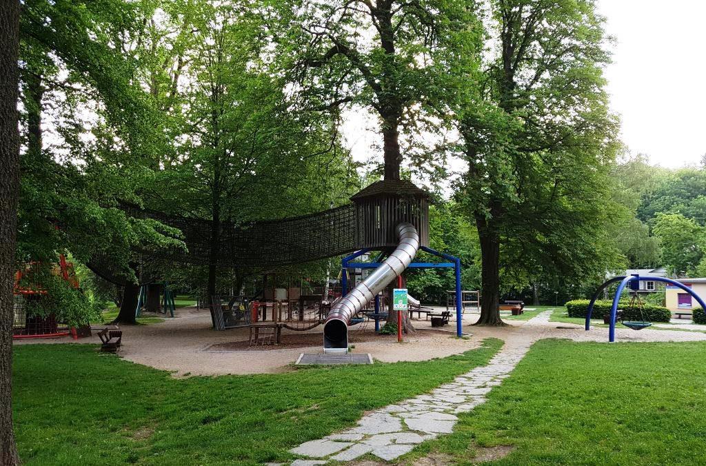 Abenteuerspielplatz Walkteich Stollberg