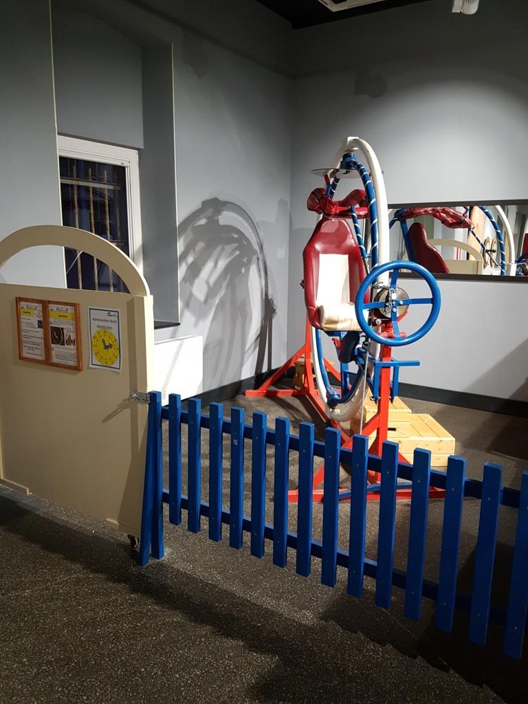 Astronautenstuhl Phänomenia Stollberg