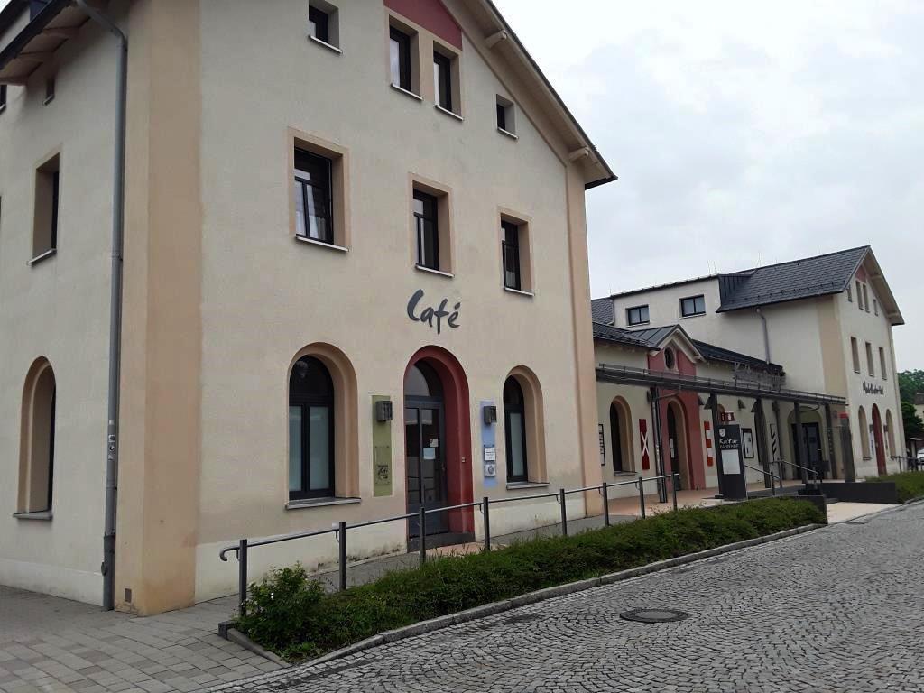 Kulturbahnhof Stollberg