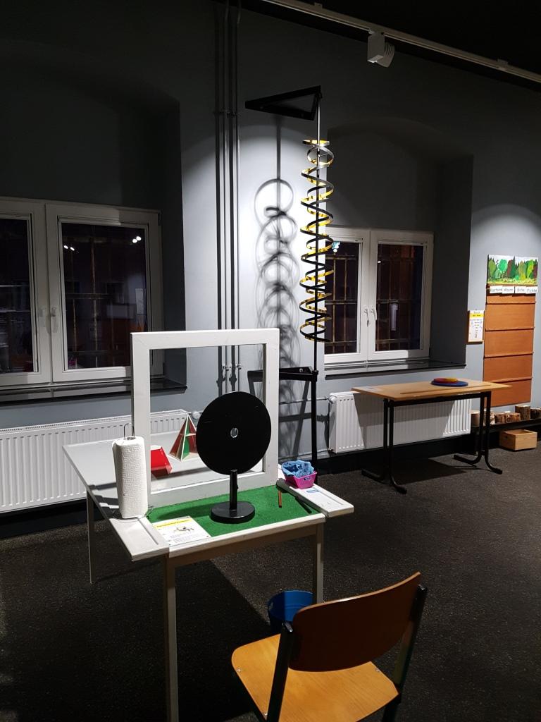 Optische Ecke Phänomenia Stollberg