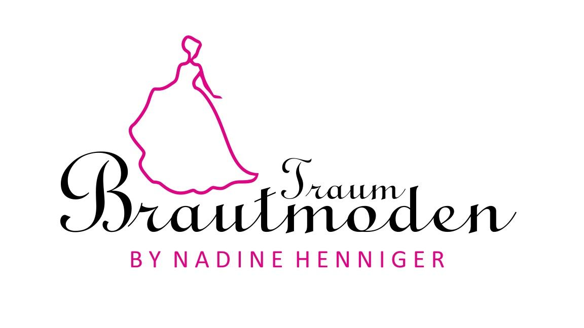Logo Traum-Brautmoden by Nadine Henniger