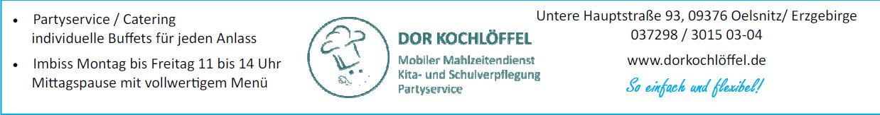 Anzeige Dor Kochlöffel quer