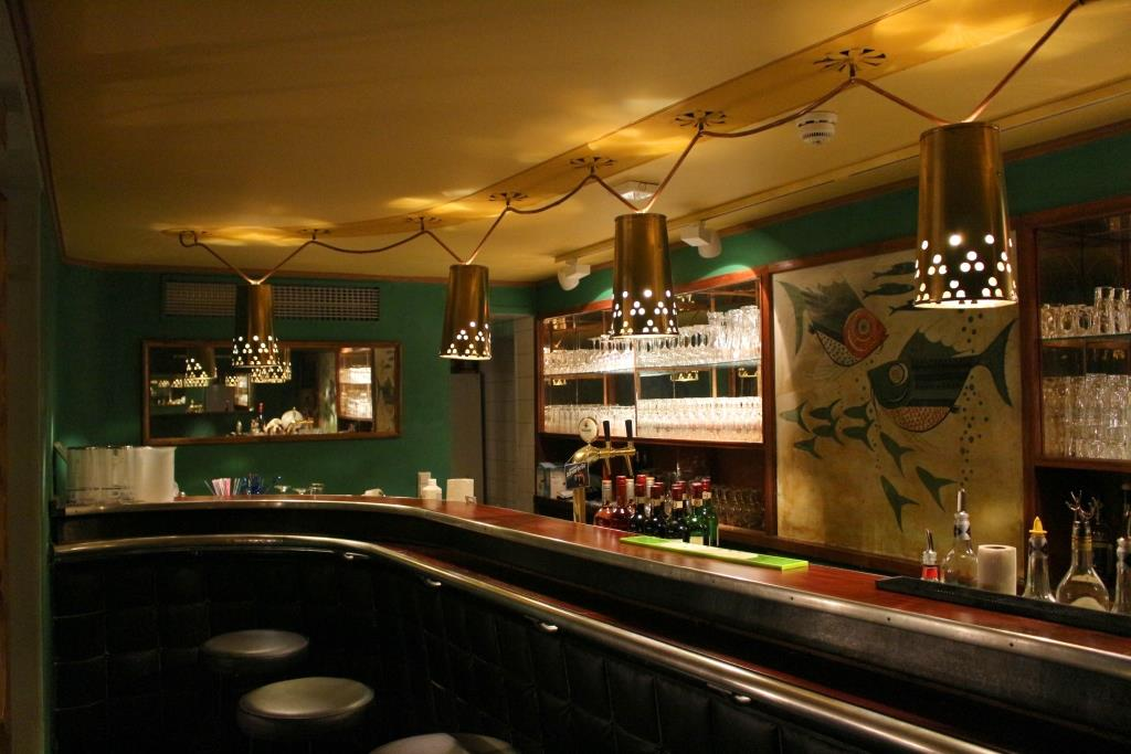 Bar der Stadthalle Oelsnitz